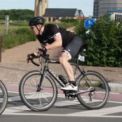 UCI Worldcup Oostende wegrit