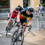 UCI Worldcup Oostende 2019 RR Ewoud Vromant