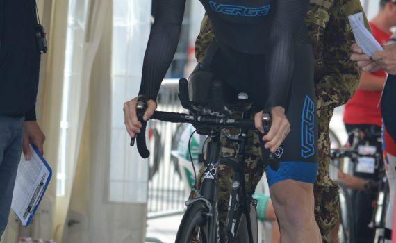 Paracycling Worldcup MC2 Ewoud Vromant: tijdrit Maniago
