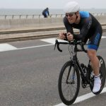Paracycling Worldcup MC2 Ewoud Vromant time trial Oostende