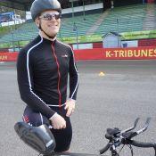 Paracycling C2 Ewoud Vromant: tijdrit Zolder