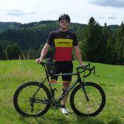 Verge Sport tricolore trui Belgisch Kampioen