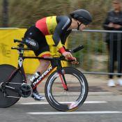 UCI Worldcup Oostende 2019 ITT Ewoud Vromant